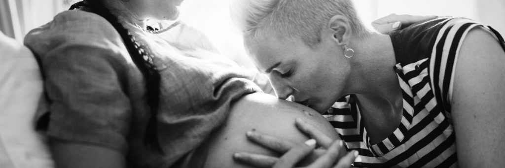 Pregnancy and LGBTI couples